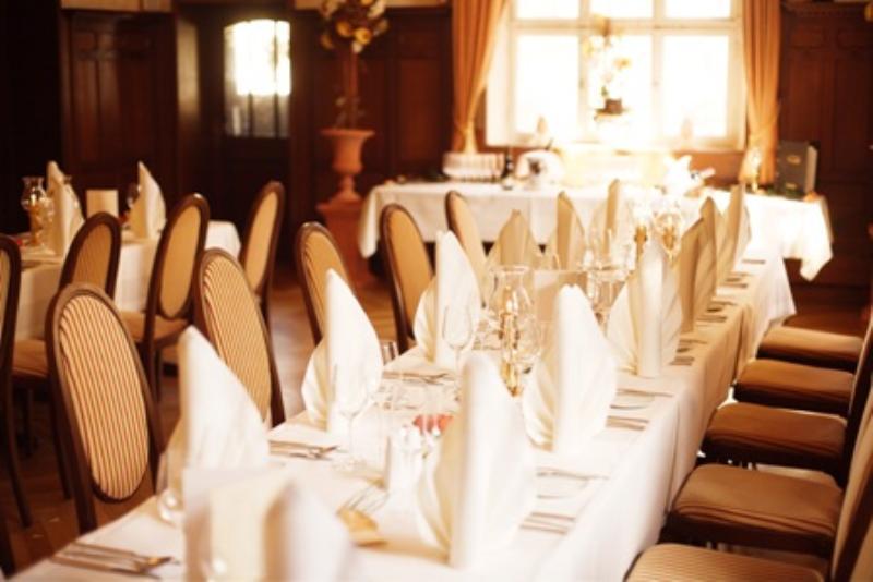 Restaurant Convikt, Altdeutsches Zimmer, Dillingen an der Donau