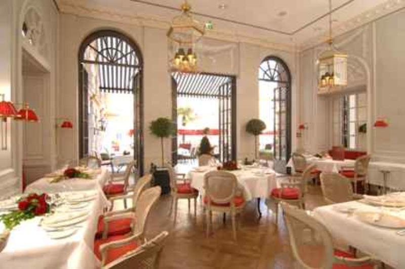 Restaurant Francais im Steigenberger Hof, Frankfurt am Main