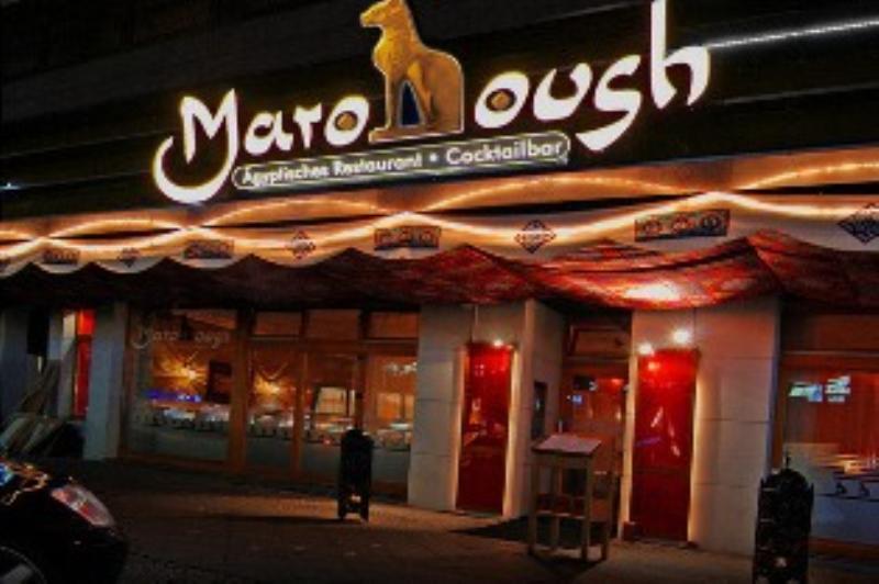 Marooush, Berlin