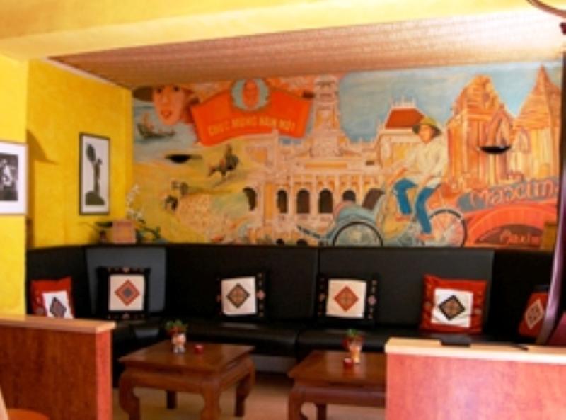 Restaurant Saigon, Hamburg, Eppendorf, Martinistraße 14