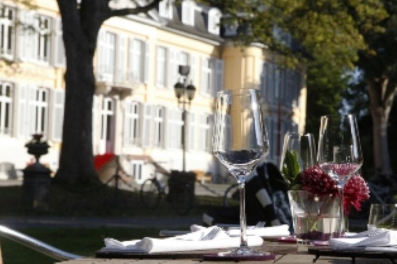 Main Dining Area, Schloss Morsbroich, Leverkusen