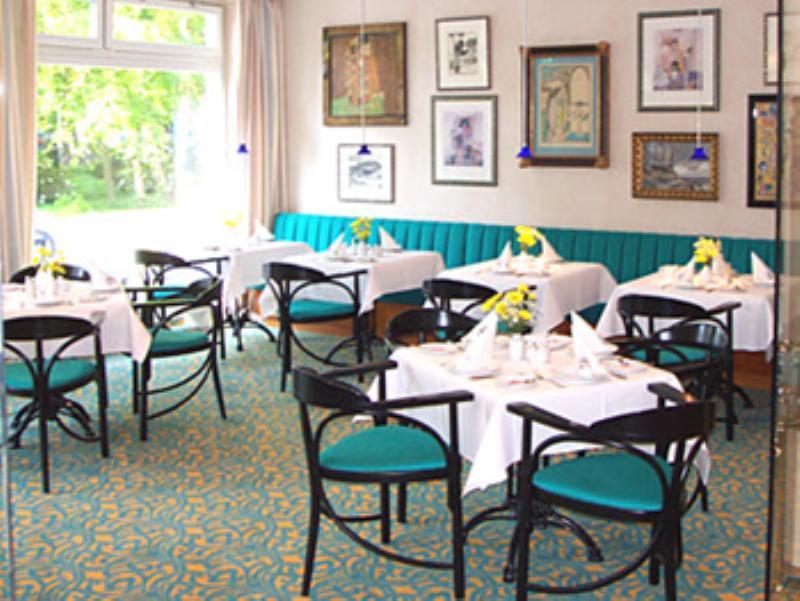 Restaurant Strandauster im Ringhotel Strandblick, K�hlungsborn