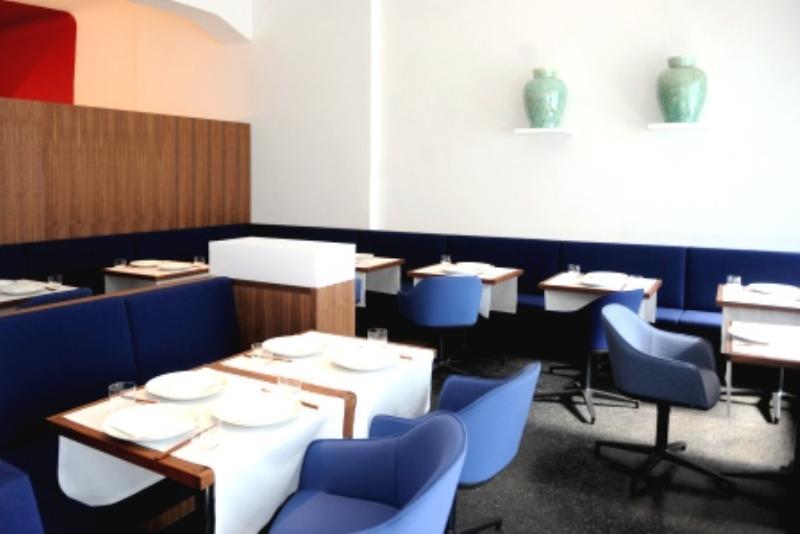 Restaurant Tim Raue, Berlin Kreuzberg, Rudi-Dutschke-Straße