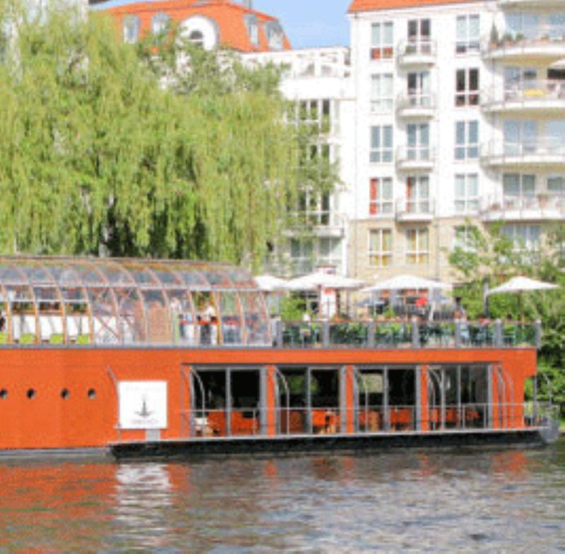 Exterior View,  Restaurantschiff PATIO, Berlin