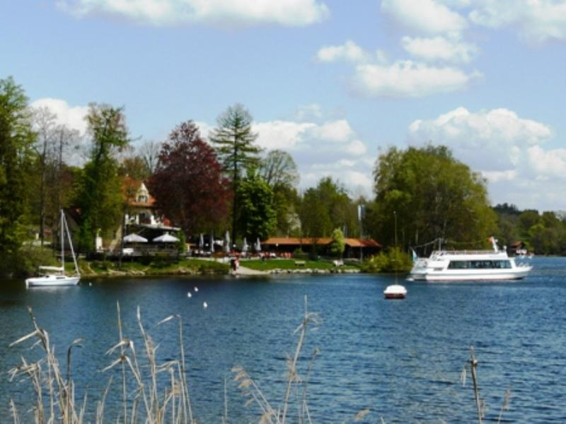 Seerestaurant Alpenblick, Uffing am Staffelsee