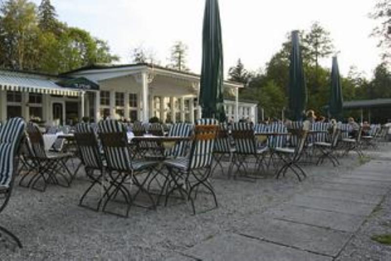Beergarden, Seerestaurant Lido, Seehaupt