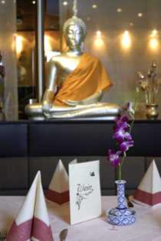 Siam Restaurant im Ambiance Rivoli Hotel, München