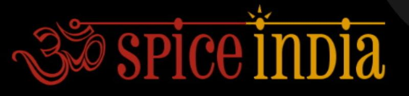 Logo, Restaurant Spice India, Berlin