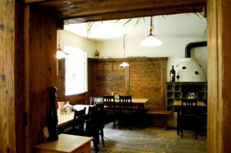Dining area, Restaurant St. Emmeramsmühle, Munich