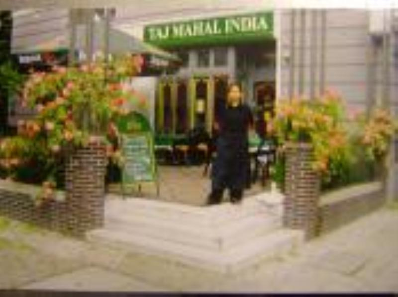 Taj Mahal India- Exterior- Berlin