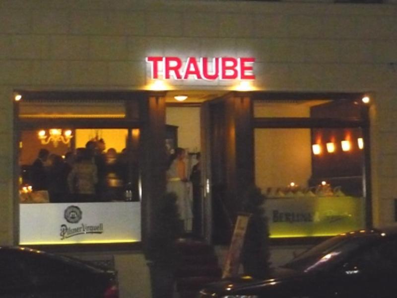 Traube, Berlin, Reinhardtstrasse
