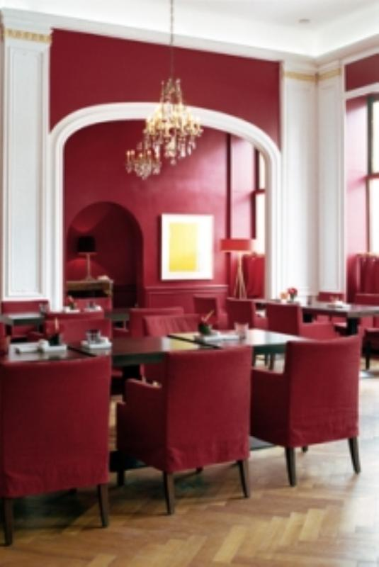 Restaurant Weinrot in the Savoy Hotel, Berlin