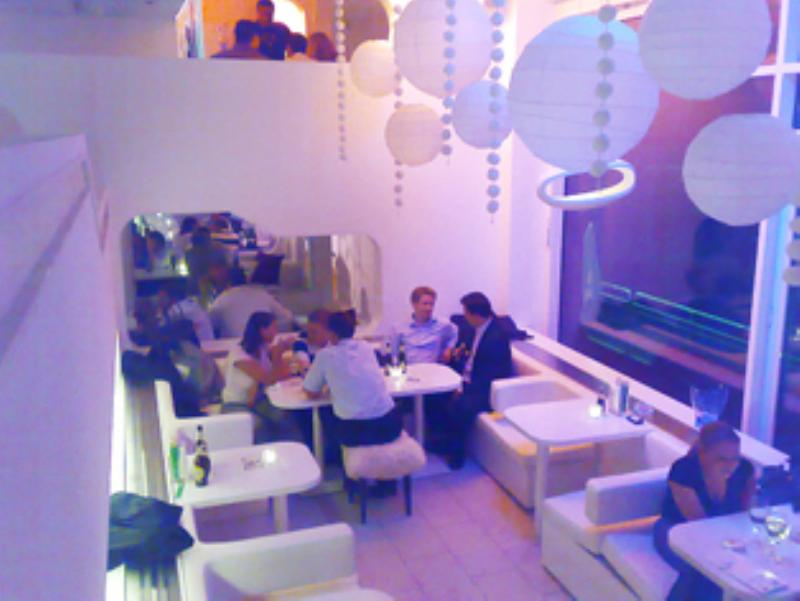White Lounge, Hamburg