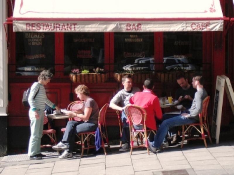 Exterior, Cafe Rouge, Bristol