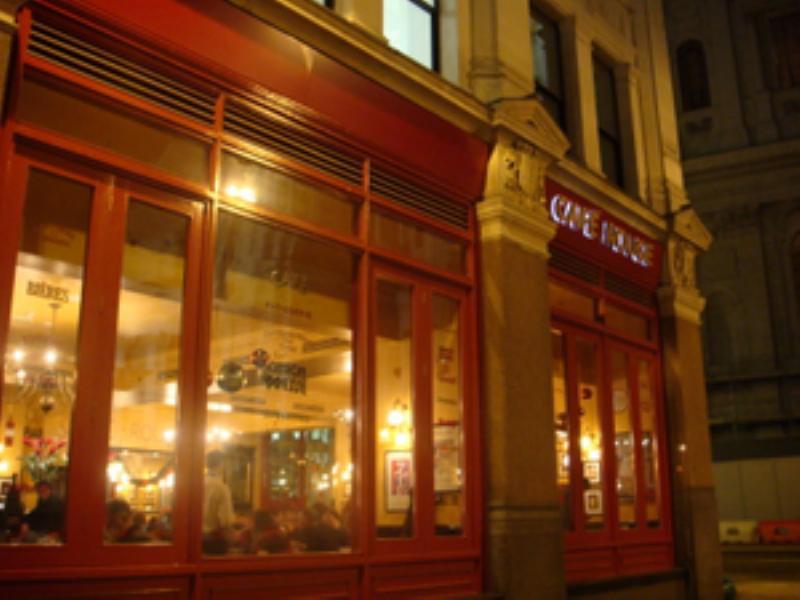 Cafe Rouge Edinburgh Restaurant