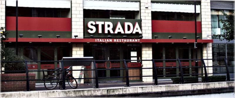 Exterior, Strada, Reading, Berkshire