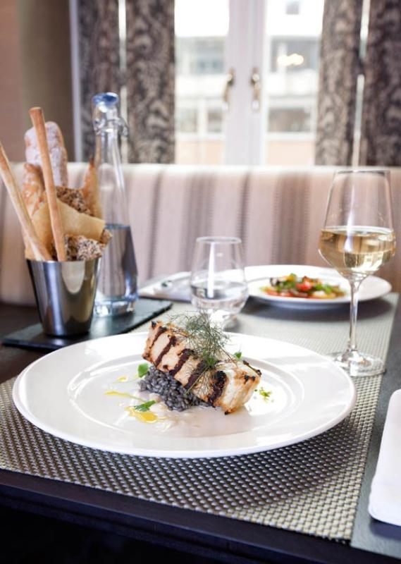 Caxton Grill at St. Ermin's Hotel