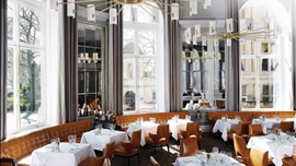 The Northall at the Corinthia Hotel