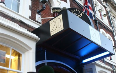 20 at The Kings