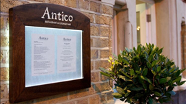 Antico Restaurant & Lounge Bar
