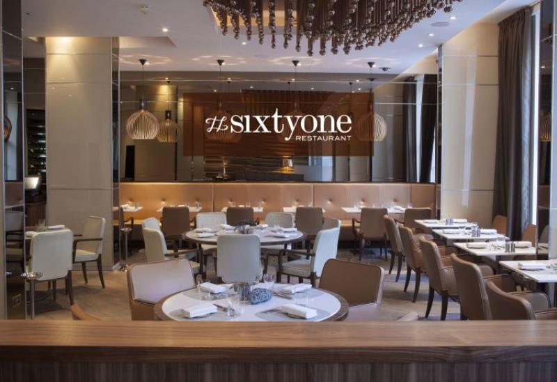 Sixtyone Restaurant