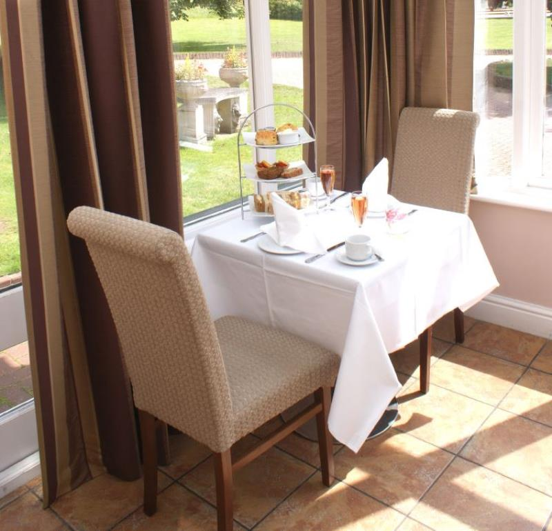 Lytton's Restaurant at Mercure Letchworth Hall Hotel
