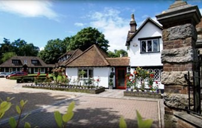Conservatory Restaurant at Boxmoor Lodge
