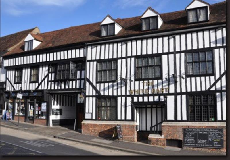 Tudors at The White Hart Hotel