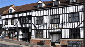 Tudors at The White Hart Hotel