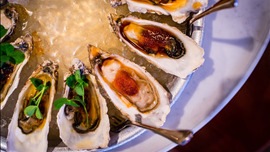 Wright Brothers' Soho Oyster House Local Gem