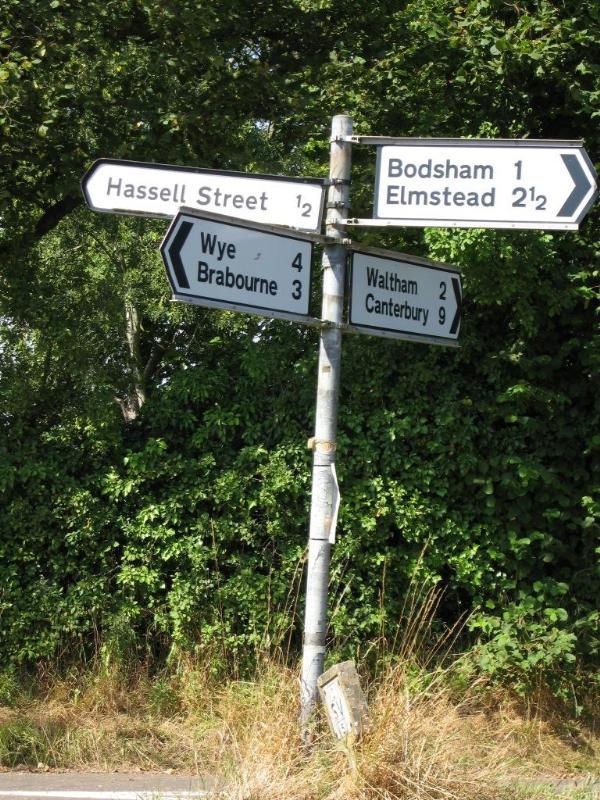 Froggies at Bodsham