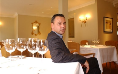 Tony Tobin @ The Dining Room