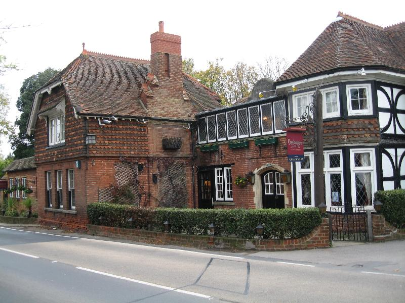 The Onslow Arms at West Clandon