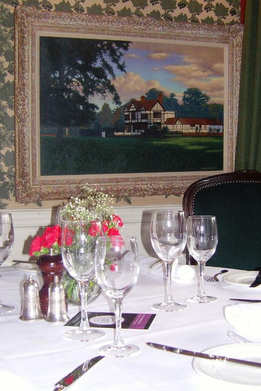 Paris House Restaurant