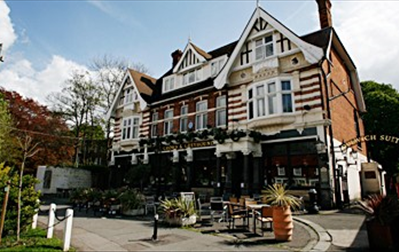 The Crown & Greyhound