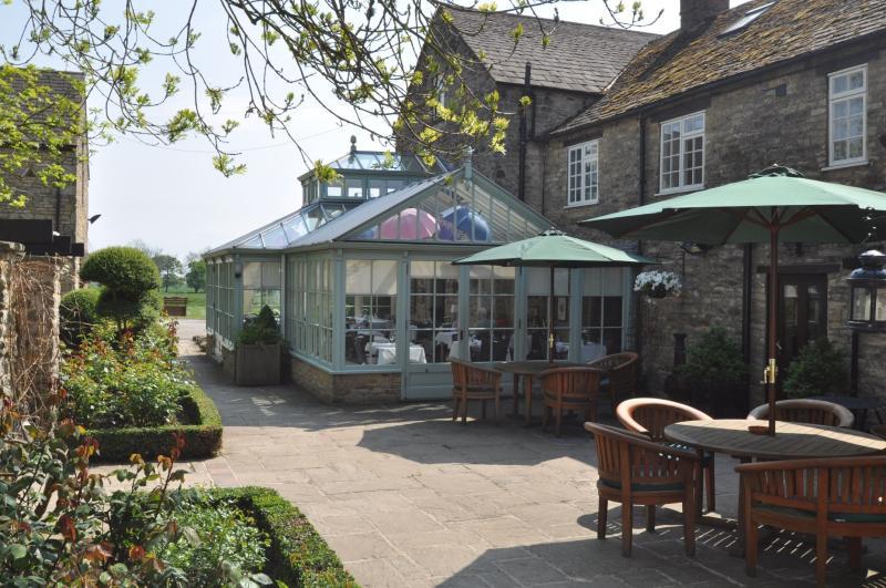 Barnsdale Lodge Hotel