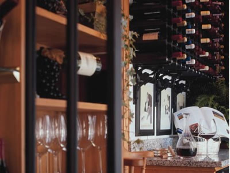 Butlers restaurant - Wine Cellar