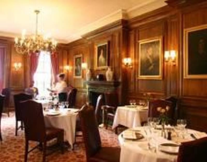 Avenue Restaurant - Lainston House