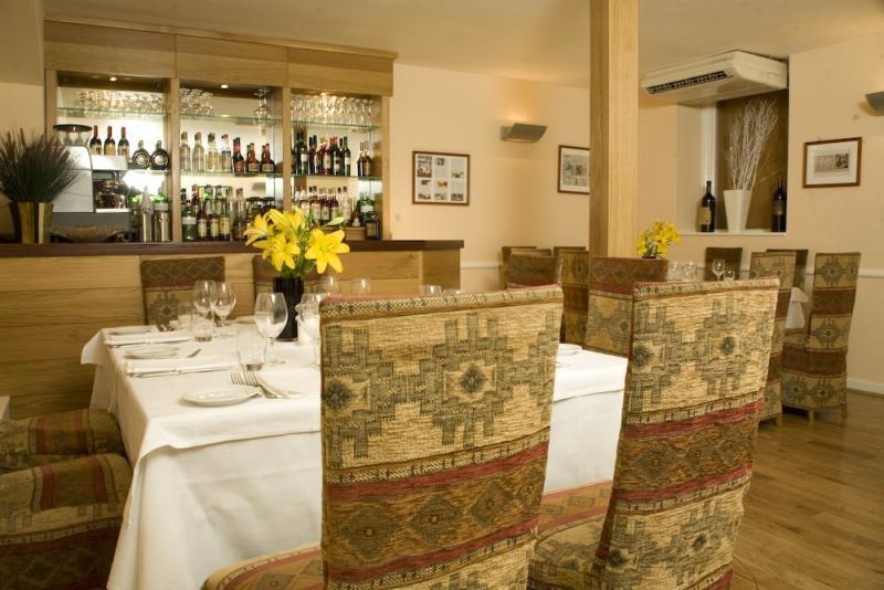 Vasco and Piero's Pavilion Restaurant Soho