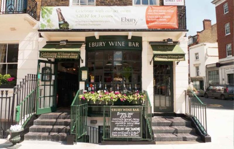 Ebury Wine Bar & Restaurant