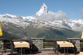 Restaurants in the Valais