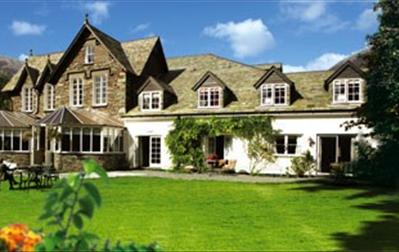 Conservatory Restaurant at Rothay Garden Hotel
