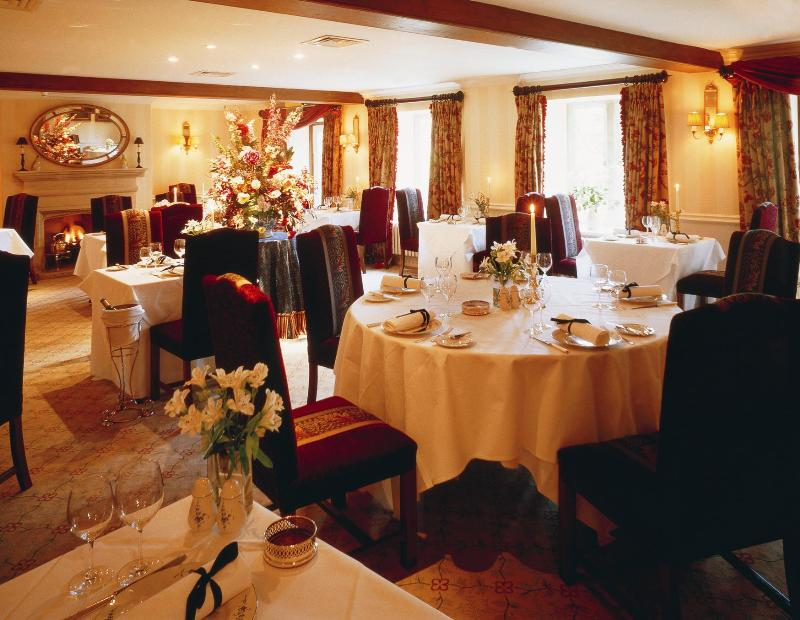 Lords Of The Manor - Restaurant