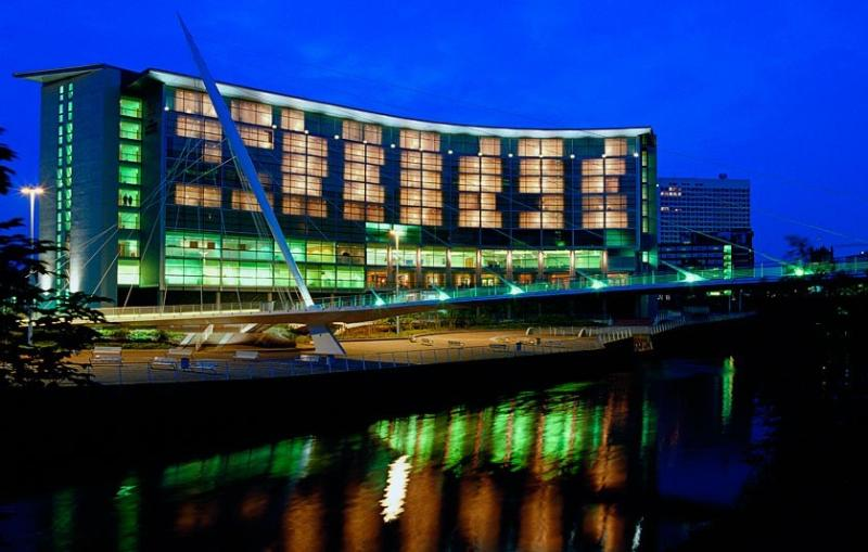 The Lowry Hotel, The River Bar and Restaurant