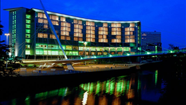 The Lowry Hotel, The River Restaurant