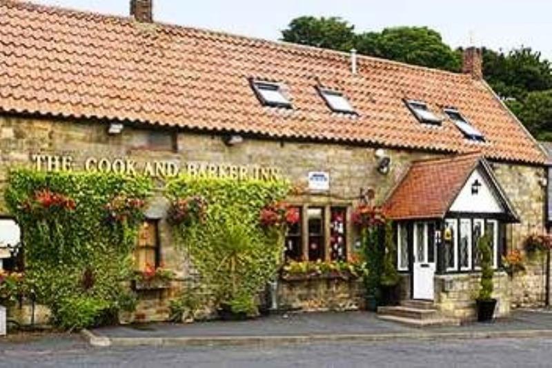 Cook and Barker Inn