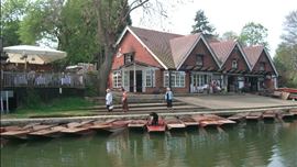 Cherwell Boathouse Local Gem