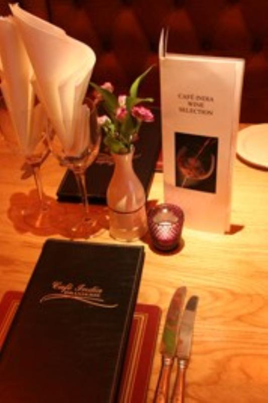 Cafe India Brasserie