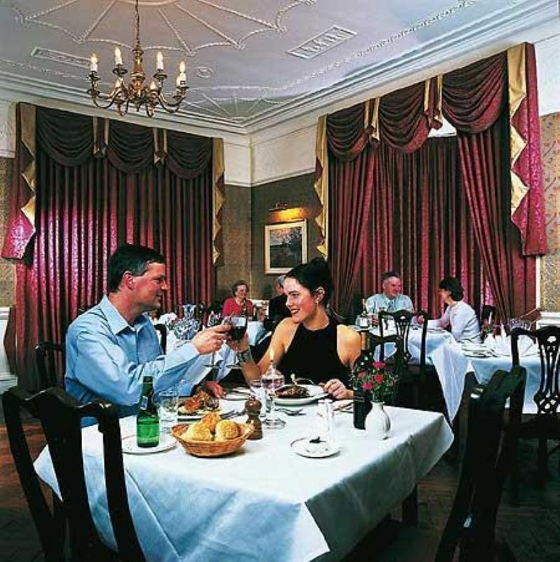Castle Venlaw Hotel - Restaurant