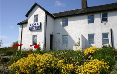 Coll Hotel, The Gannet Restaurant